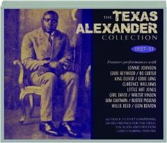 THE TEXAS ALEXANDER COLLECTION 1927-51