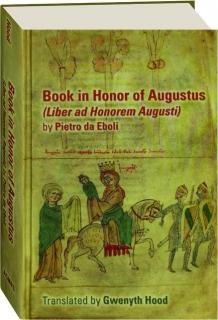 BOOK IN HONOR OF AUGUSTUS
