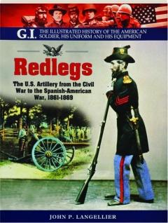 REDLEGS: The G.I. Series