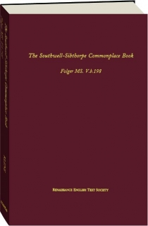 THE SOUTHWELL-SIBTHORPE COMMONPLACE BOOK
