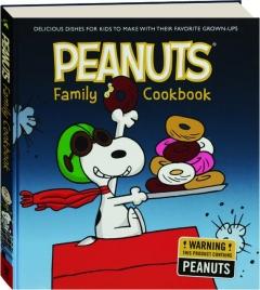 <I>PEANUTS</I> FAMILY COOKBOOK