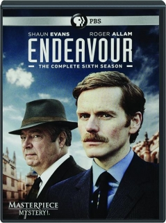 ENDEAVOUR: The Complete Sixth Season