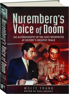 NUREMBERG'S VOICE OF DOOM