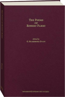 THE POEMS OF ROBERT PARRY
