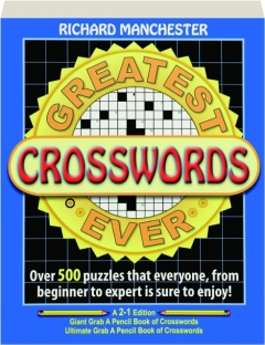 GREATEST CROSSWORDS EVER