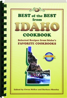 BEST OF THE BEST FROM IDAHO COOKBOOK