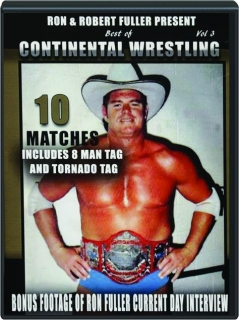 BEST OF CONTINENTAL WRESTLING, VOL 3