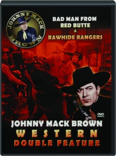 JOHNNY MACK BROWN: Western Double Feature