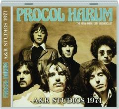 PROCOL HARUM: A&R Studios 1971