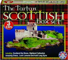 THE TARTAN SCOTTISH BOX SET