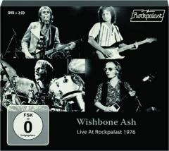 WISHBONE ASH: Live at Rockpalast 1976