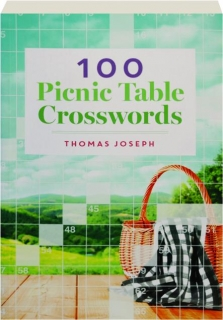 100 PICNIC TABLE CROSSWORDS