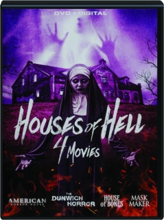 HOUSES OF HELL: 4 Movies