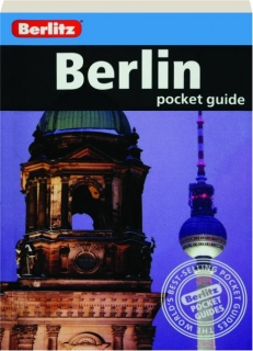 BERLITZ BERLIN POCKET GUIDE, TWELFTH EDITION