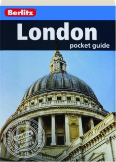 BERLITZ LONDON POCKET GUIDE, ELEVENTH EDITION