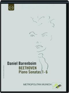 BEETHOVEN: Piano Sonatas 1-6