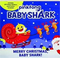 MERRY CHRISTMAS, BABY SHARK!