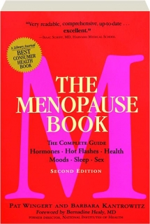 THE MENOPAUSE BOOK, SECOND EDITION: The Complete Guide