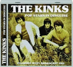 THE KINKS: Pop Stars in Disguise