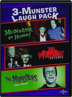 3-MUNSTER LAUGH PACK