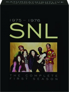 SNL: The Complete First Season