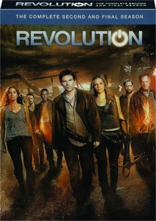 REVOLUTION: The Complete Second and Final Season
