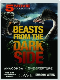 BEASTS FROM THE DARK SIDE: 5 Movie Collection