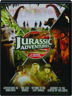 JURASSIC ADVENTURES: 4-Movie Collection