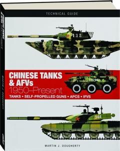CHINESE TANKS & AFVS: 1950-Present