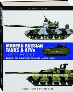MODERN RUSSIAN TANKS & AFVS: 1990-Present