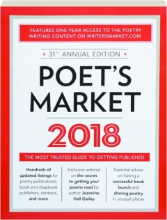 2018 POET'S MARKET, 31ST ANNUAL EDITION