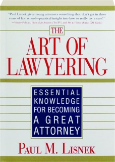 THE ART OF LAWYERING