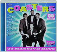 THE COASTERS: 34 Massive Hits