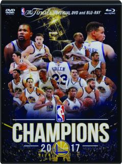 2016-17 NBA CHAMPIONS: Golden State Warriors