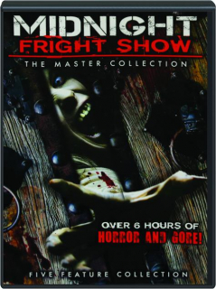 MIDNIGHT FRIGHT SHOW: The Master Collection