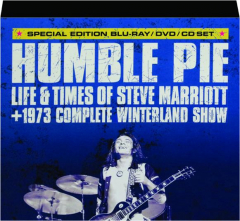 HUMBLE PIE: Life & Times of Steve Marriott + 1973 Complete Winterland Show