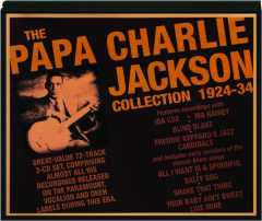 THE PAPA CHARLIE JACKSON COLLECTION 1924-34