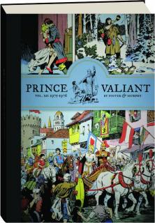 PRINCE VALIANT, VOL. 20, 1975-1976