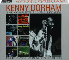 KENNY DORHAM: The Complete Albums 1953-1959