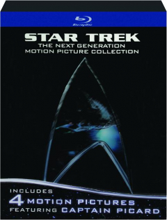 <I>STAR TREK</I>--THE NEXT GENERATION MOTION PICTURE COLLECTION