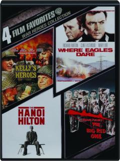 WAR HEROES COLLECTION: 4 Film Favorites
