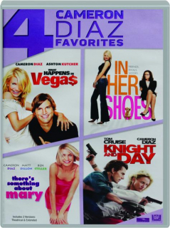 CAMERON DIAZ 4 FAVORITES