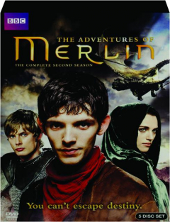 THE ADVENTURES OF MERLIN: The Complete Second Season