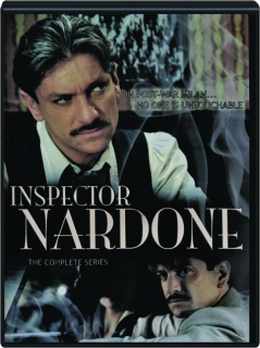 INSPECTOR NARDONE: The Complete Series