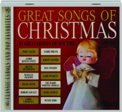 GREAT SONGS OF CHRISTMAS: Classic Carols and Pop Favorites