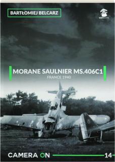 MORANE SAULNIER MS.406C1: France 1940