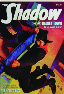 THE SHADOW #30: Racket Town / The Sealed Box