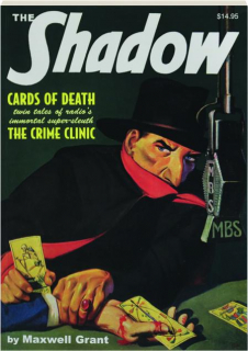 THE SHADOW #40: Cards of Death / The Crime Clinic