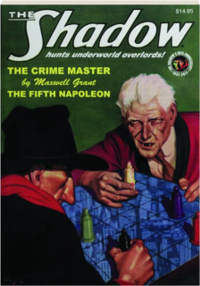 THE SHADOW #52: The Crime Master / The Fifth Napoleon