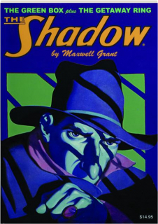 THE SHADOW #59: The Green Box / The Getaway Ring